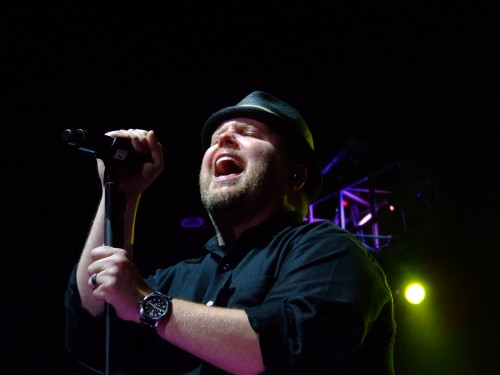 Bart Millard of MercyMe